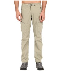 Arc'teryx Palisade Pants Angkor Grey Men's Casual Pants Gray