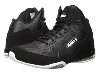 And 1 Master 3 Black White Men's Basketball Shoes
