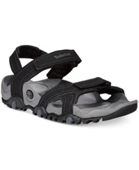 Timberland Trailray Performance Sandals Men's Shoes Black