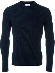 Dondup 'Nebraska' Jumper Blue