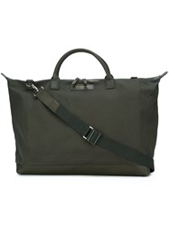 Want Les Essentiels De La Vie 'Hartsfield Weekender' Holdall Green
