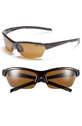 Women's Smith Optics 'Approach' 62Mm Interchangeable Lens Sunglasses Tortoise Polar Brown Clear