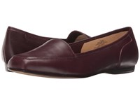 Bandolino Liberty Black Cherry Softique Br Women's Slip On Shoes Brown