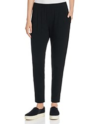 Eileen Fisher Slouchy Pants Black