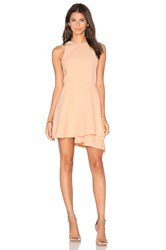 C Meo Collective Fools Gold Party Dress Blush