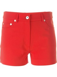 Moschino Classic Shorts Red