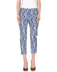 Seventy By Sergio Tegon Trousers Casual Trousers Women Azure