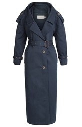 Preen Corey Cotton Trench Coat