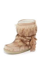 Joie Alabama Eskimo Booties Gesso Multi