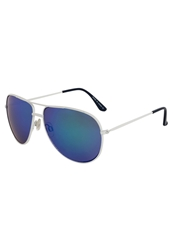 Your Turn Trunorths Sunglasses White Blue