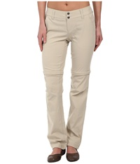 Columbia Saturday Trail Ii Convertible Pant Fossil Women's Casual Pants Beige