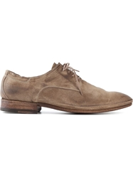 N.D.C. Made By Hand 'Scott' Lace Up Shoes Nude And Neutrals