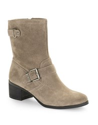Anne Klein Junta Ankle Boots Taupe