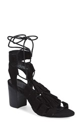 Women's Coconuts By Matisse 'Copa' Sandal Black Suede