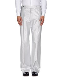 John Richmond Trousers Casual Trousers Men Light Grey