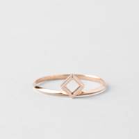 Endswell Primary Ring No 2 Rose Gold