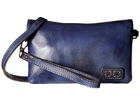 Bed Stu Cadence Steel Blue Rustic Bags