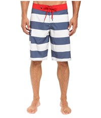 Quiksilver Everyday Brigg 21 Boardshorts Captains Blue Men's Swimwear