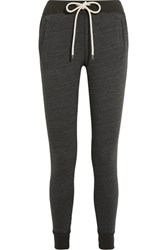 Splendid Tahoe Stretch Jersey Track Pants Dark Gray