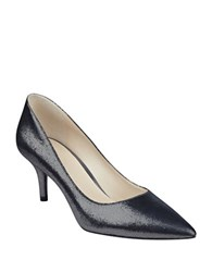 Nine West Margot Dress Pumps Dark Pewter