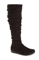 Bussola Women's 'Cleo' Water Resistant Slouchy Knee High Boot