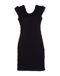 La Fee Maraboutee Dresses Short Dresses Women Black