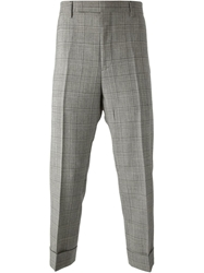 Lardini Prince Of Wales Check Trousers
