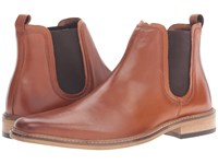 Dune Malaga Tan Leather Men's Boots