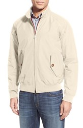 Men's Baracuta 'G9' Water Repellent Harrington Jacket
