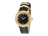 Versace Dv25 Round Lady Vam03 0016 Blue Yellow Gold Black