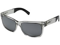 Von Zipper Elmore Crystal Black Dip Grey Chrome Sport Sunglasses