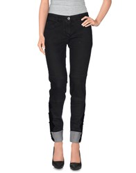 Ermanno Scervino Scervino Street Denim Denim Trousers Women Black
