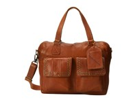 Cowboysbelt Darwen Tobacco Shoulder Handbags Brown