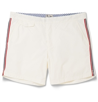 Hartford Socoa Swim Shorts White