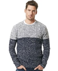Buffalo David Bitton Willistin Cable Knit Sweater