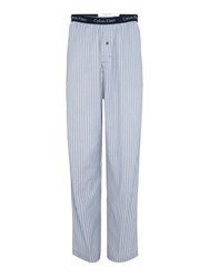 Calvin Klein Anthony Stripe Pant Blue