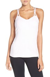 Zella Women's 'Jewel' Tank Pink Ice