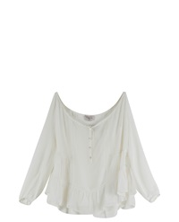 Paul And Joe Chiffon Blouse