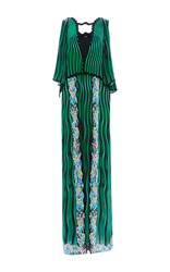 Mary Katrantzou Fairnburn Dress Green