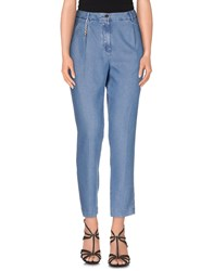 Incotex Denim Denim Trousers Women Blue