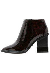 Kat Maconie Tali Ankle Boots Dark Brown