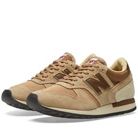 New Balance M770bbb Made In England Brown