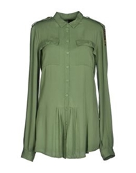 Nolita Shirts Green