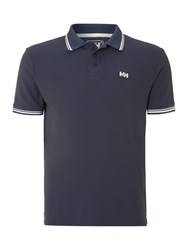 Helly Hansen Kos Polo T Shirt Grey