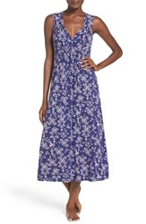 Oscar De La Renta Women's Sleepwear Ruched Nightgown