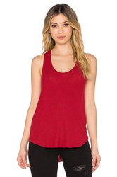 Feel The Piece Lilith Tank Red