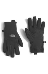 The North Face Women's Apex E Tip Water Resistant Gloves Tnf Black