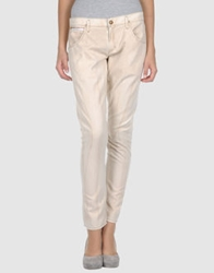 Gold Sign Goldsign Casual Pants Sand