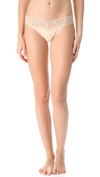 Hanky Panky Cotton With A Conscience V Kini Briefs Chai
