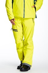 Obermeyer Process Pant Yellow